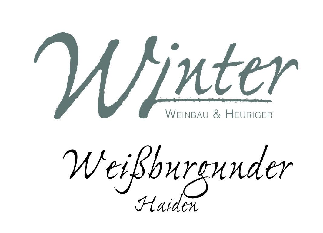 Weißburgunder Haiden 2018