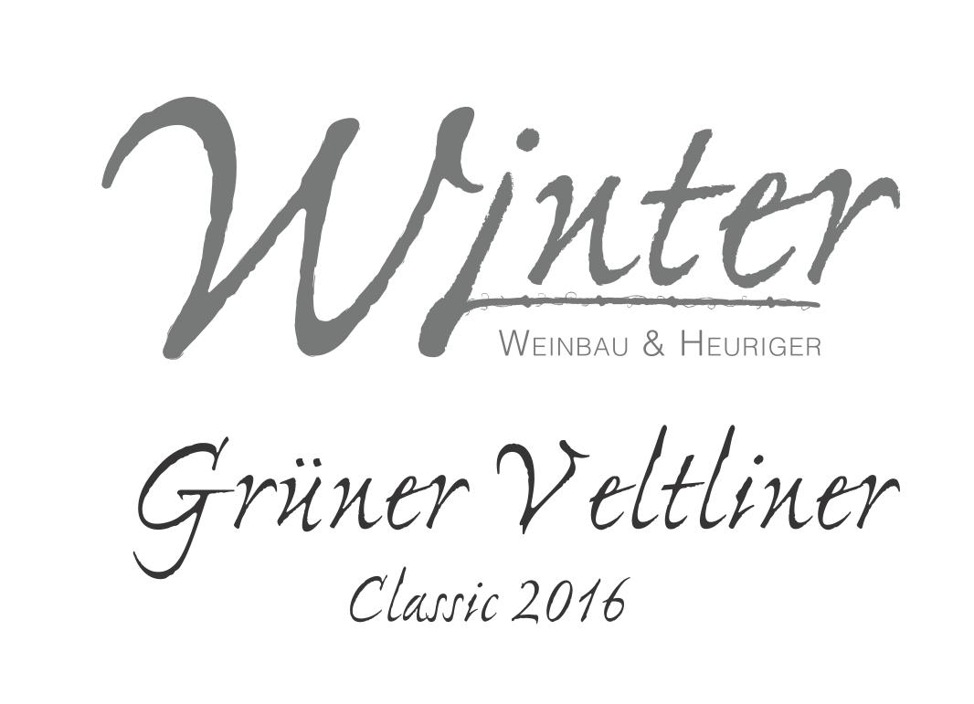 Grüner Veltliner Classic 2016