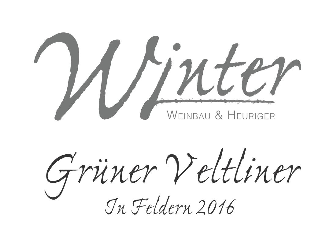 Grüner Veltliner In Feldern 2016