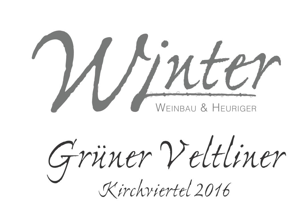 Grüner Veltliner Kirchviertel 2016
