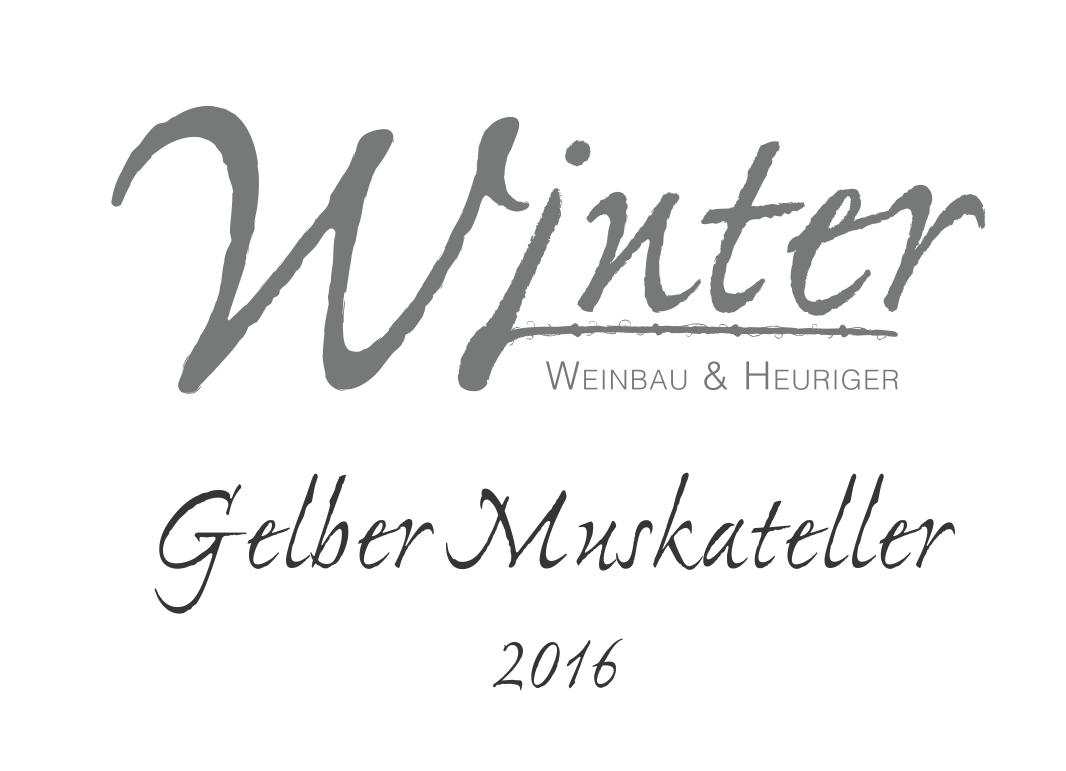 Gelber Muskateller 2016