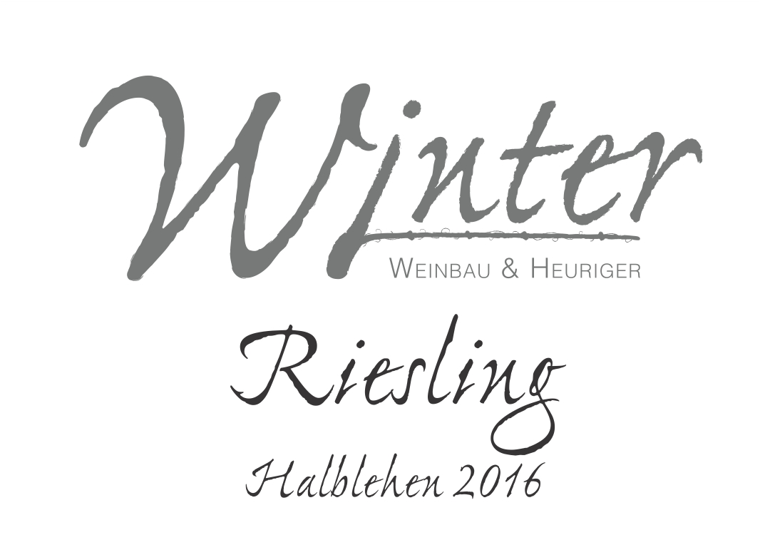 Riesling Halblehen 2016