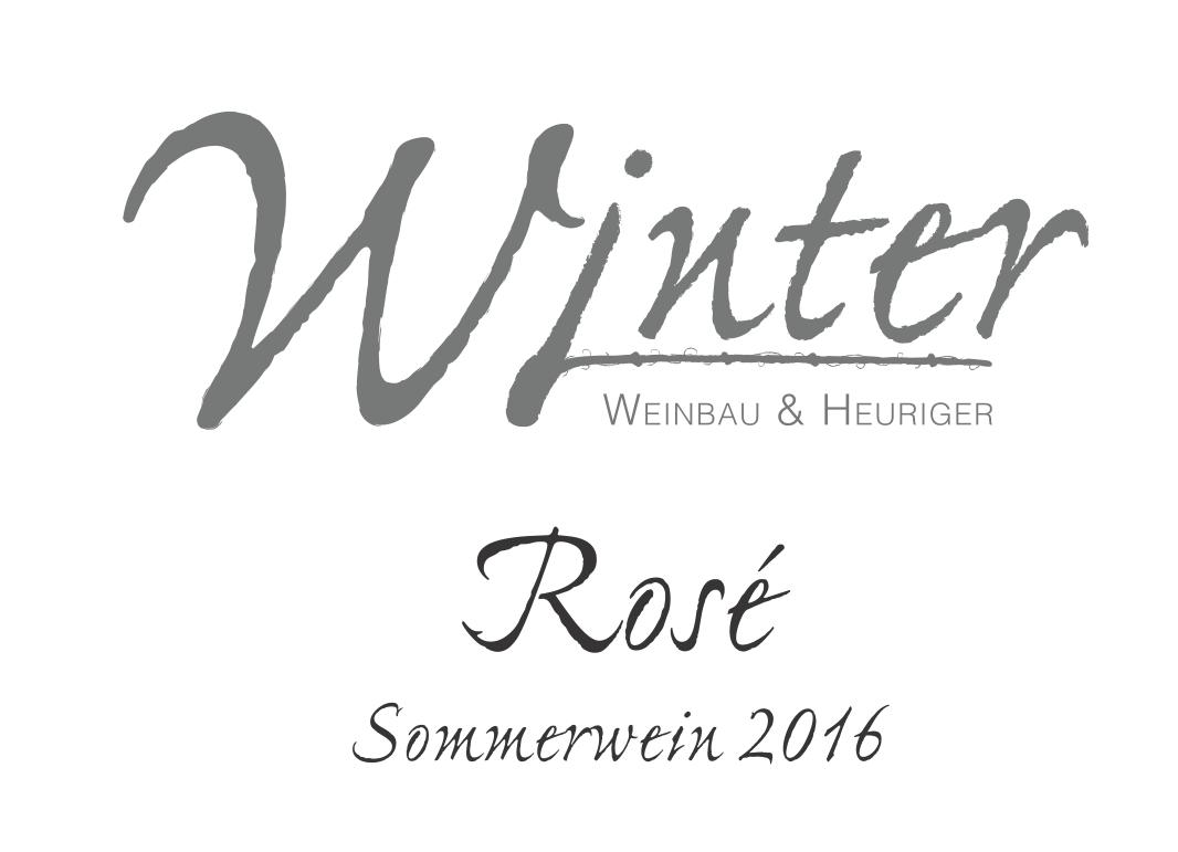 Rosé Sommerwein 2016